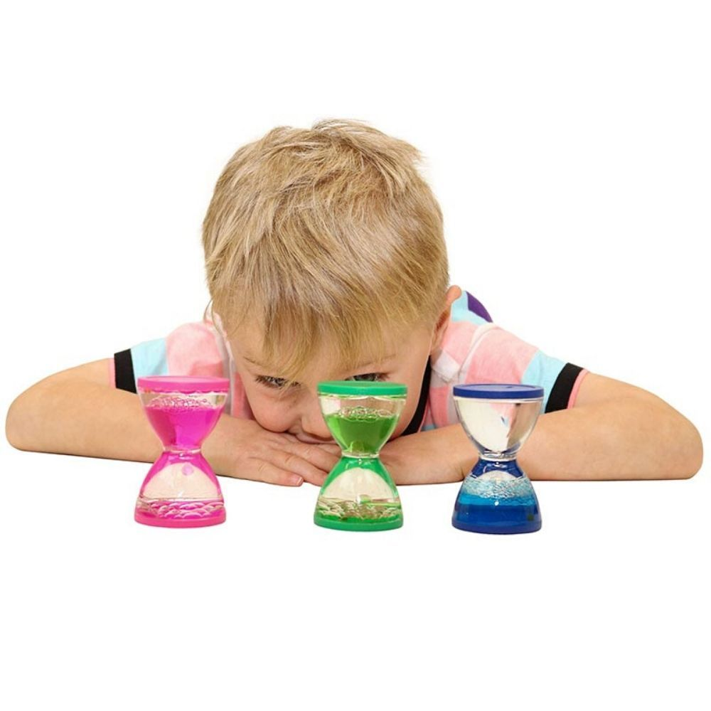 bubble liquid timer sensory liquid set sensory liquid price